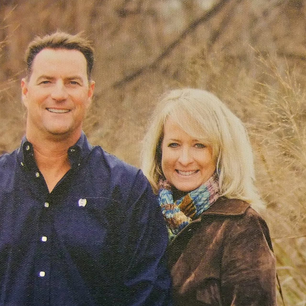 David & Dafana Ebner of Ebner Custom Homes